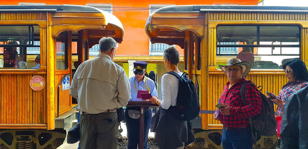 Nariz de Diablo, Tren, Ecuador